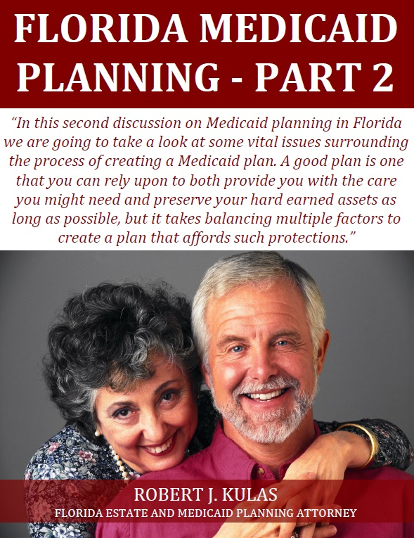 Florida Medicaid Planning 2