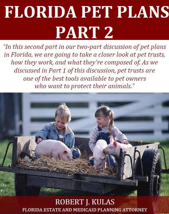 Florida Pet Plans - Part2