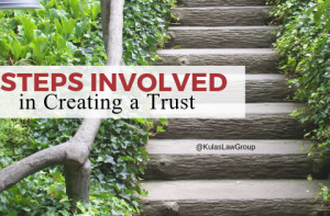 Steps in Creating a Trust